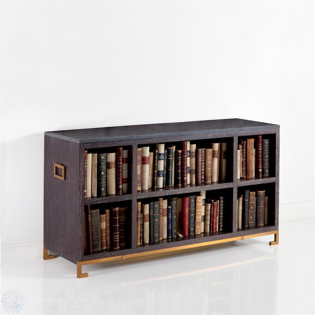 Книжный шкаф chelini fcbo 5027 купить предметы интерьера ита.
