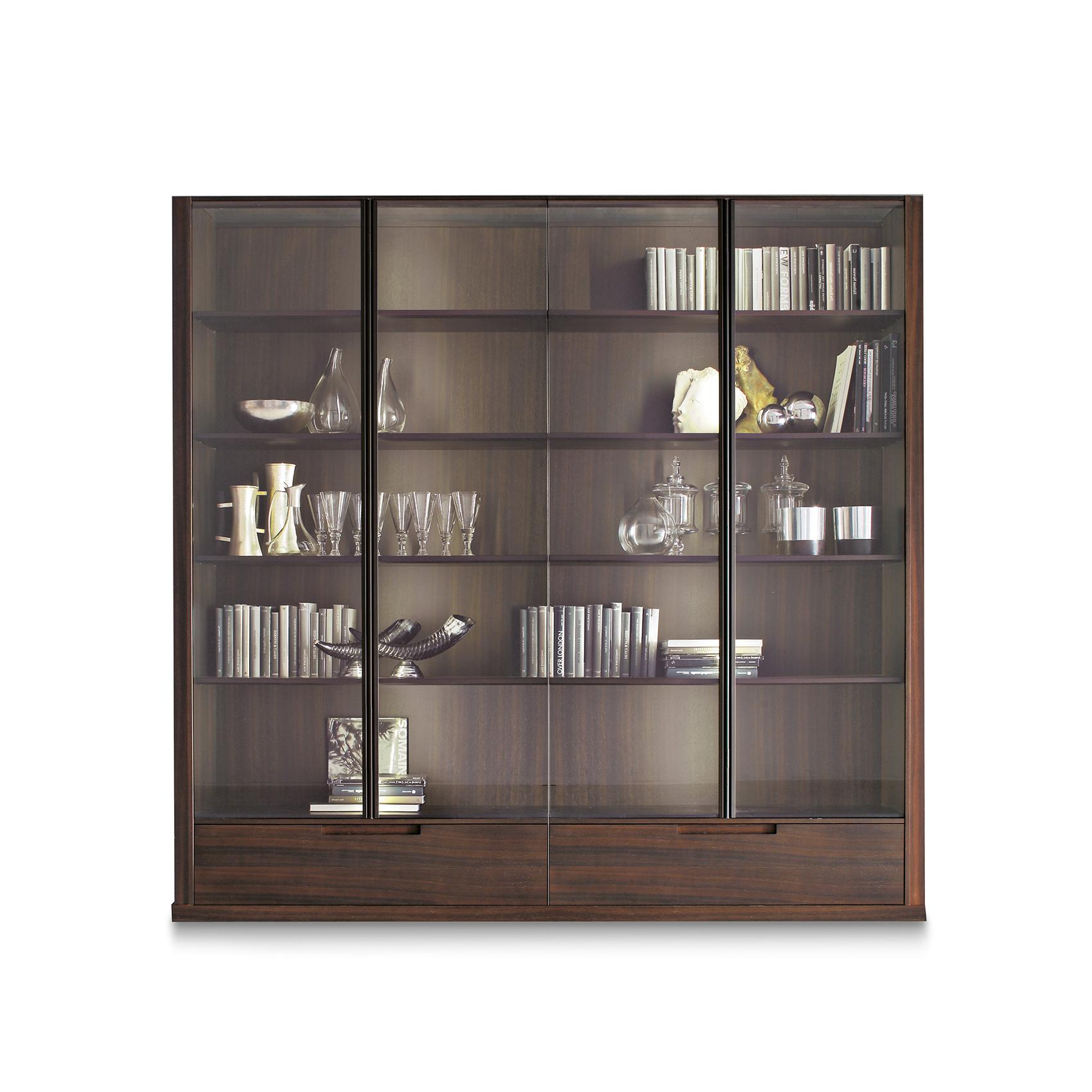 Книжный шкаф / витрина.